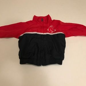 Red Sox Windbreaker